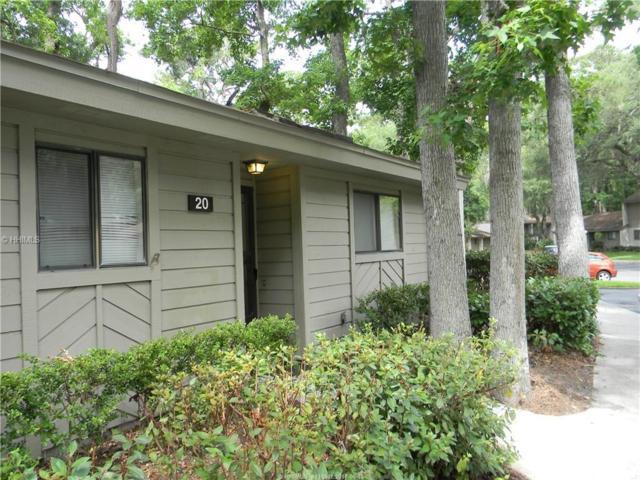 96 Mathews Drive #20, Hilton Head Island, SC 29926 (MLS #365114) :: Collins Group Realty