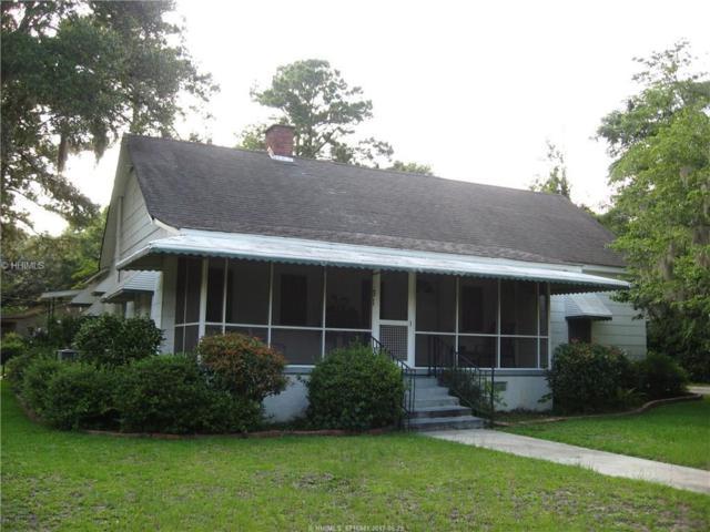 31 Church Street, Ridgeland, SC 29936 (MLS #365351) :: RE/MAX Coastal Realty