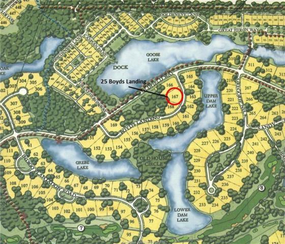 25 Boyds Landing, Okatie, SC 29909 (MLS #365875) :: Collins Group Realty