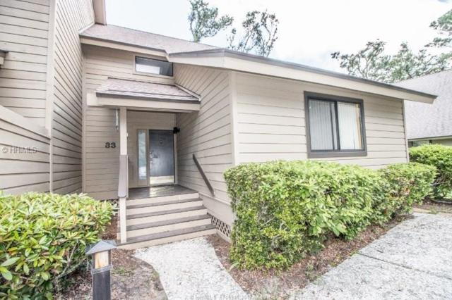 25 Carnoustie Road #33, Hilton Head Island, SC 29928 (MLS #365881) :: RE/MAX Island Realty