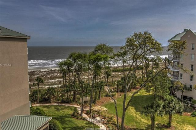 47 Ocean Lane #5503, Hilton Head Island, SC 29928 (MLS #365938) :: RE/MAX Island Realty