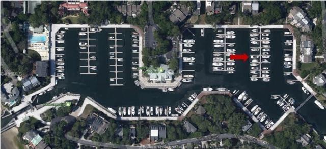 I-137 Windmill Harbour Marina, Hilton Head Island, SC 29926 (MLS #366024) :: Collins Group Realty