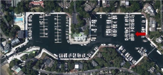 I-136 Windmill Harbour Marina, Hilton Head Island, SC 29926 (MLS #367097) :: Collins Group Realty