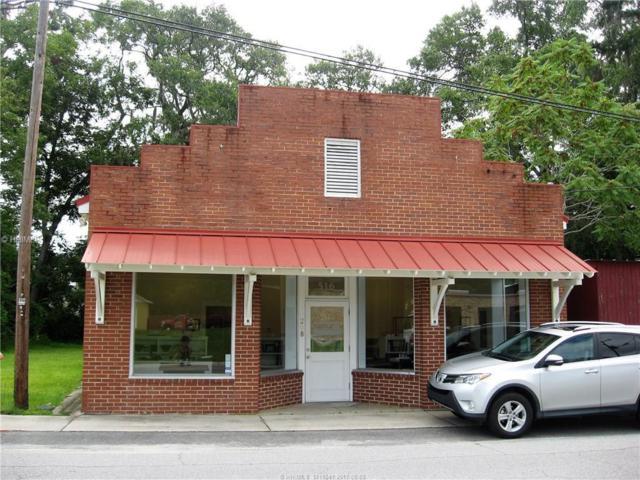 516 S Green Street, Ridgeland, SC 29936 (MLS #367178) :: RE/MAX Coastal Realty