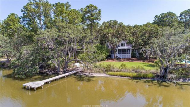 5 Lake Point Drive, Beaufort, SC 29907 (MLS #367186) :: RE/MAX Coastal Realty