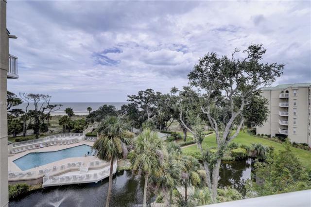 75 Ocean Lane #406, Hilton Head Island, SC 29928 (MLS #367251) :: RE/MAX Coastal Realty