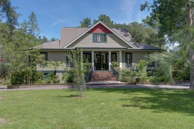 37 Spartina Crescent, Bluffton, SC 29910 (MLS #367430) :: Collins Group Realty