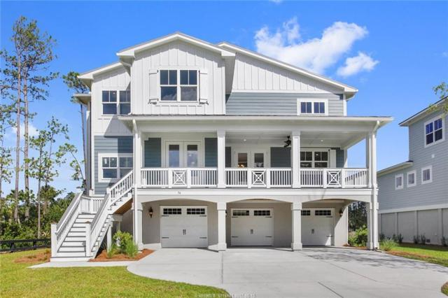 54 Percheron Lane, Hilton Head Island, SC 29926 (MLS #367504) :: RE/MAX Coastal Realty