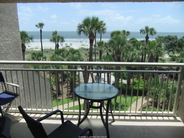 21 Ocean Lane #418, Hilton Head Island, SC 29928 (MLS #367575) :: Collins Group Realty