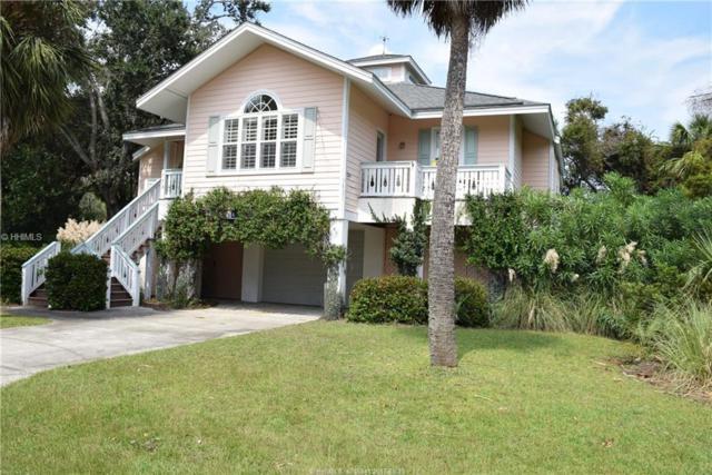 178 Ocean Creek Boulevard, Fripp Island, SC 29920 (MLS #370289) :: The Alliance Group Realty