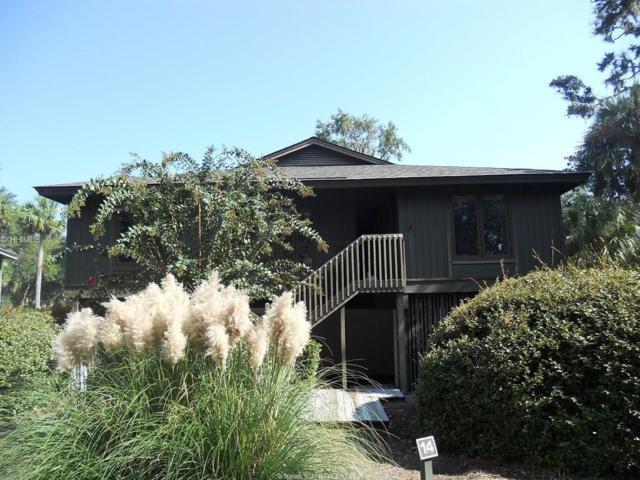14 Kingston Cove, Hilton Head Island, SC 29928 (MLS #370321) :: RE/MAX Island Realty