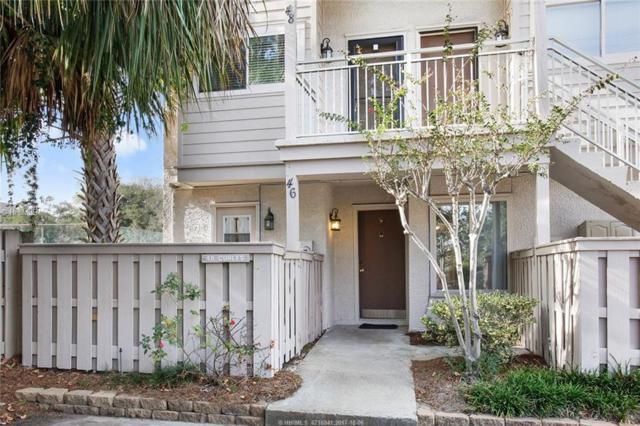 15 Deallyon Avenue #46, Hilton Head Island, SC 29928 (MLS #370336) :: Collins Group Realty
