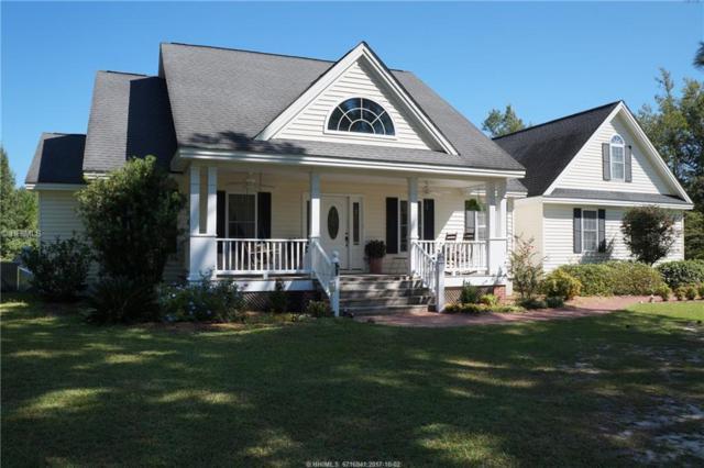 8649 Tarboro Road, Ridgeland, SC 29936 (MLS #370457) :: RE/MAX Coastal Realty