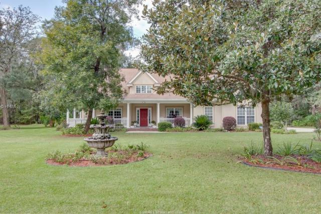 88 Oakwood Drive, Hardeeville, SC 29927 (MLS #370507) :: Collins Group Realty