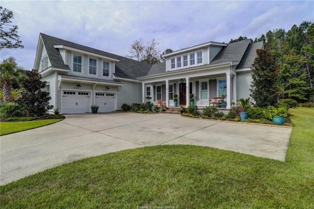 134 Wicklow Drive, Bluffton, SC 29910 (MLS #370655) :: Collins Group Realty
