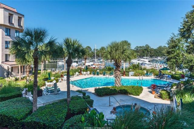 7 Shelter Cove Lane #7525, Hilton Head Island, SC 29928 (MLS #370658) :: Collins Group Realty