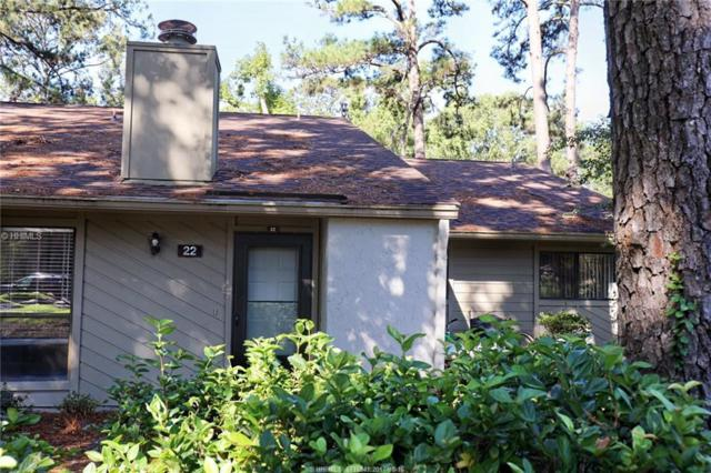 96 Mathews Drive #22, Hilton Head Island, SC 29926 (MLS #370814) :: Collins Group Realty