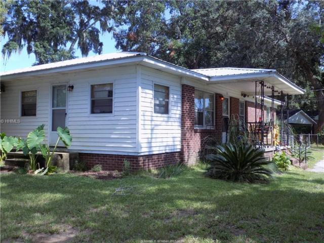 1707 Palmetto Drive, Beaufort, SC 29902 (MLS #370832) :: Collins Group Realty
