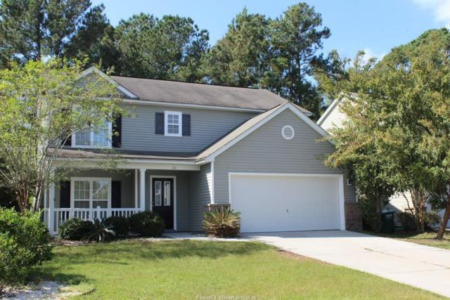 22 Pennyroyal Way, Beaufort, SC 29906 (MLS #370834) :: Collins Group Realty