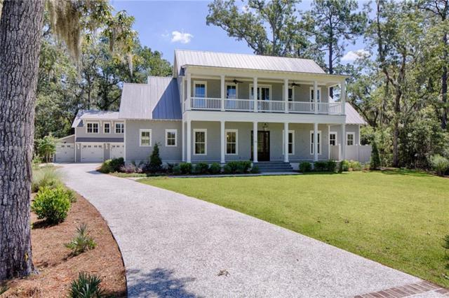 15 Calder Park Road, Bluffton, SC 29910 (MLS #370853) :: RE/MAX Coastal Realty