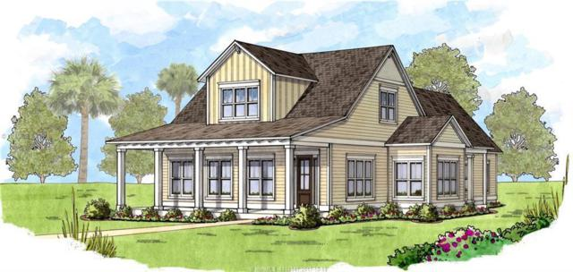 202 Castaway Drive, Bluffton, SC 29910 (MLS #370862) :: Collins Group Realty