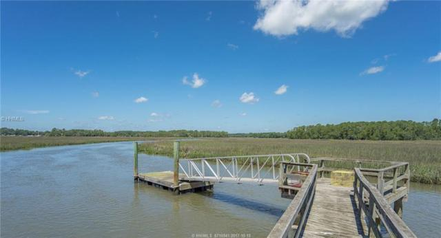 415 Brickyard Point Road S, Beaufort, SC 29907 (MLS #370865) :: Collins Group Realty