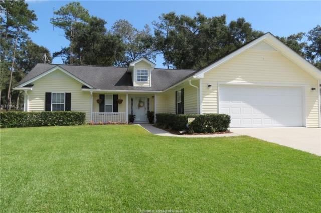 44 Purrysburg Drive, Beaufort, SC 29907 (MLS #370878) :: RE/MAX Coastal Realty