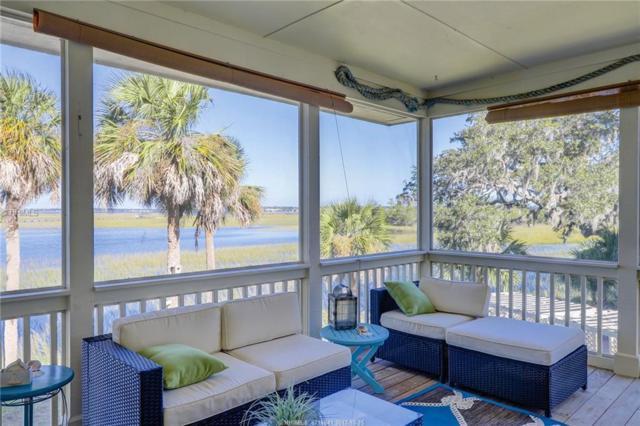 43 Old House Creek Drive, Hilton Head Island, SC 29928 (MLS #372031) :: RE/MAX Coastal Realty
