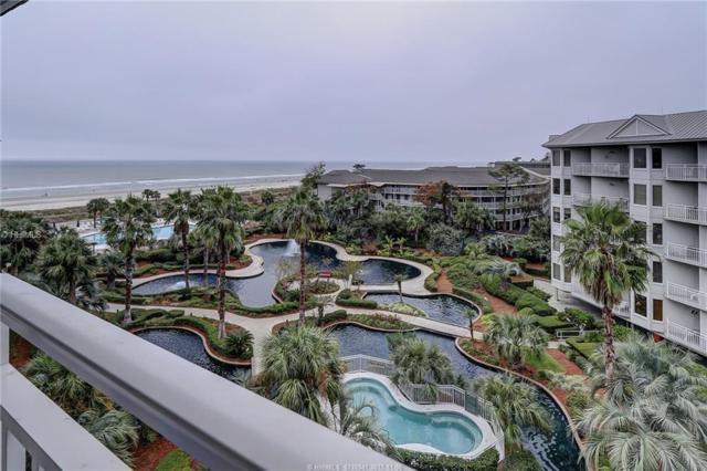 10 N Forest Beach Drive #2506, Hilton Head Island, SC 29928 (MLS #372306) :: Collins Group Realty