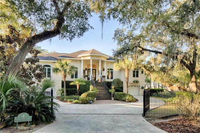 8 S Point Trail, Beaufort, SC 29907 (MLS #372330) :: Collins Group Realty