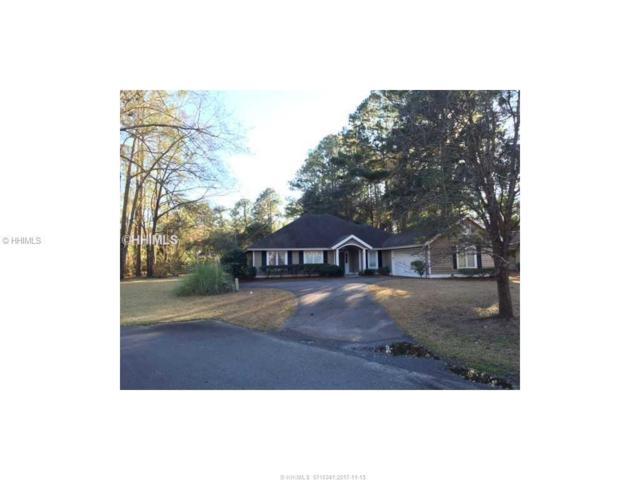 4 Crabtree Lane, Bluffton, SC 29910 (MLS #372503) :: RE/MAX Island Realty