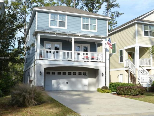 13 Jarvis Creek Way, Hilton Head Island, SC 29926 (MLS #374014) :: RE/MAX Coastal Realty