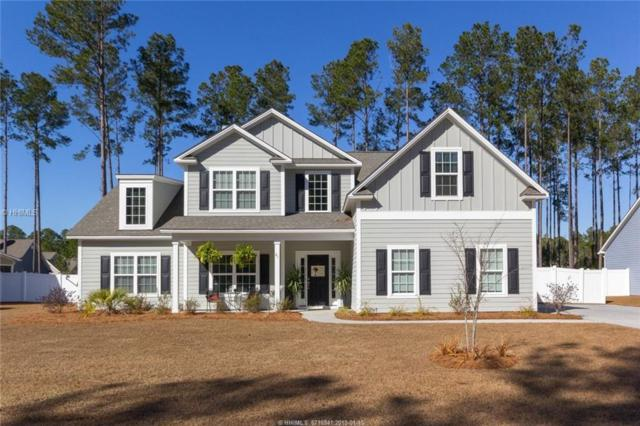 21 Junction Way, Bluffton, SC 29910 (MLS #374480) :: RE/MAX Coastal Realty