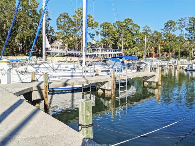 B-24 Boatslip, Hilton Head Island, SC 29926 (MLS #374584) :: Beth Drake REALTOR®