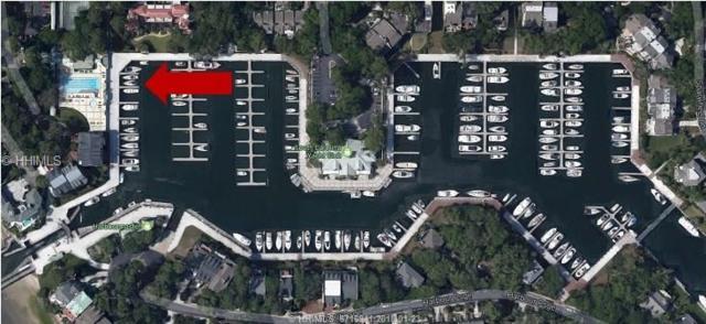A-12 Windmill Harbour Marina, Hilton Head Island, SC 29926 (MLS #374620) :: Beth Drake REALTOR®