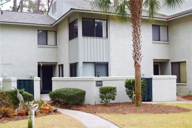 90 Gloucester Road #1005, Hilton Head Island, SC 29928 (MLS #374682) :: Collins Group Realty