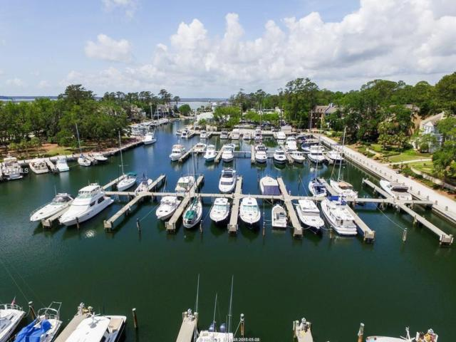 I140 Windmill Harbour Marina, Hilton Head Island, SC 29926 (MLS #374750) :: Collins Group Realty