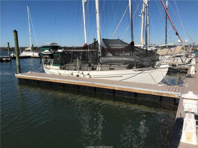 C-13 Lady's Island Marina, Beaufort, SC 29907 (MLS #374787) :: RE/MAX Island Realty