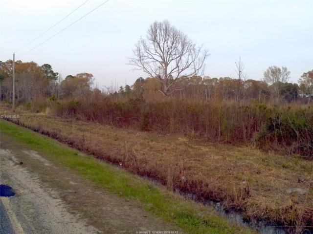 PAR A Wagon Branch Area, Ridgeland, SC 29936 (MLS #374996) :: RE/MAX Island Realty