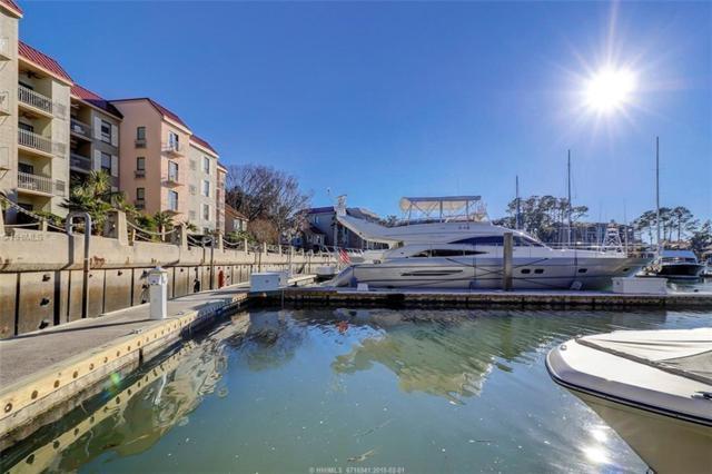 C-33 Harbourtown Yacht Basin, Hilton Head Island, SC 29928 (MLS #375004) :: RE/MAX Coastal Realty