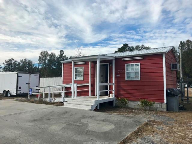 554 Sniders Highway, Walterboro, SC 29488 (MLS #375011) :: RE/MAX Coastal Realty