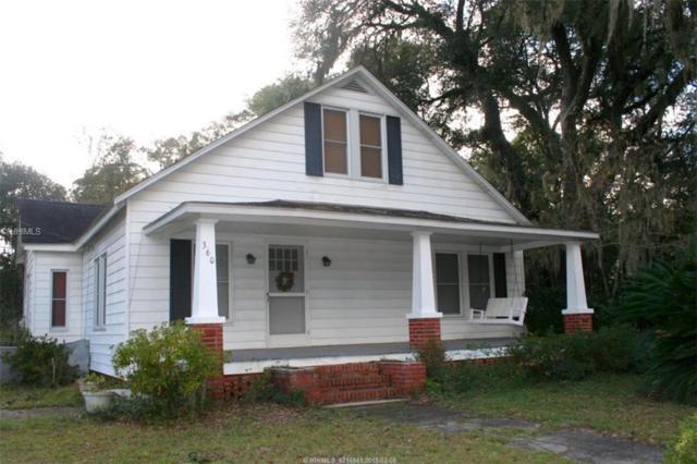 360 E Wilson Street, Ridgeland, SC 29936 (MLS #375287) :: RE/MAX Island Realty