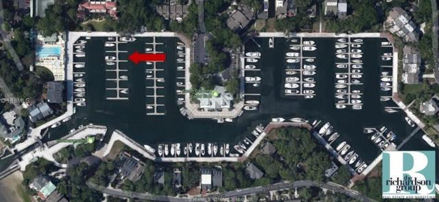 B-37 Windmill Harbour Marina, Hilton Head Island, SC 29926 (MLS #375315) :: Collins Group Realty