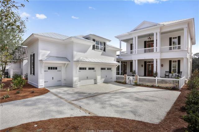 53 Waterfowl Rd, Bluffton, SC 29910 (MLS #375413) :: RE/MAX Island Realty