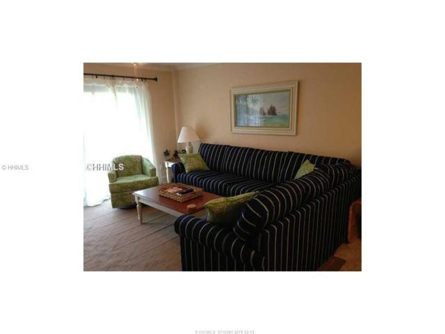 11 S Forest Beach Drive #424, Hilton Head Island, SC 29928 (MLS #375459) :: Beth Drake REALTOR®