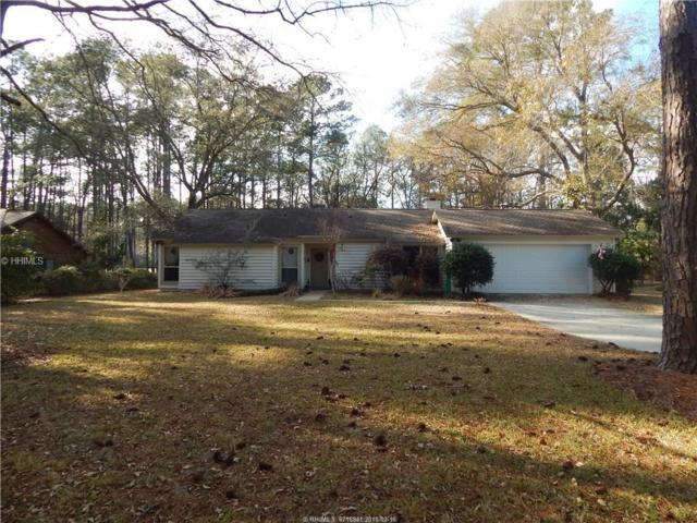 43 Wade Hampton Drive, Beaufort, SC 29907 (MLS #375493) :: RE/MAX Coastal Realty