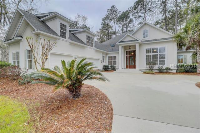 4 Meridian Point Drive, Bluffton, SC 29910 (MLS #375575) :: Collins Group Realty