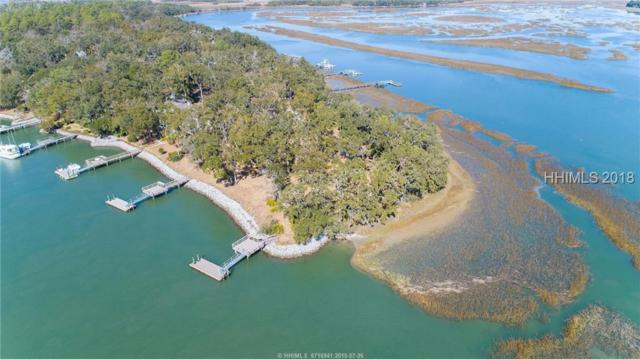 16 Claires Point Road, Beaufort, SC 29907 (MLS #375594) :: RE/MAX Coastal Realty