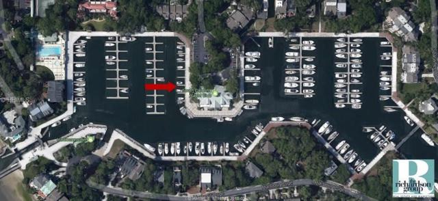 D-83 Windmill Harbour Marina, Hilton Head Island, SC 29926 (MLS #376775) :: Collins Group Realty