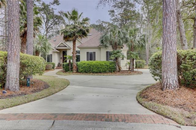 30 Balmoral Place, Hilton Head Island, SC 29926 (MLS #376860) :: Collins Group Realty